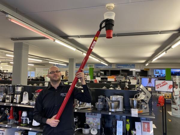 Brandbeveiliging woning - winkel - bedrijf - Goedbeveiligd.be